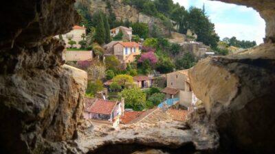 100 самых красивых деревень Прованса